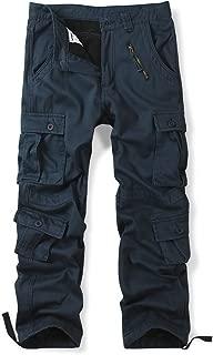 Best men's 8 pocket cargo pants Reviews