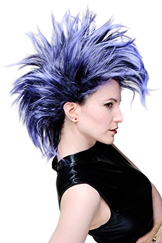 pelucas mujer punk on line