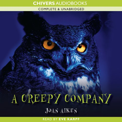 A Creepy Company cover art