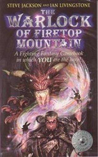 The Warlock of Firetop Mountain (Fighting fantasy gamebooks)