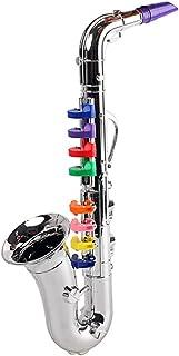 Saxophone Saxophone Jouet Mini en plastique Enfants