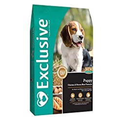 Nutrition for small and medium breed puppies, up to one year old Puppy food that supports healthy growth, with a 29:18 protein to fat ratio Formulated without corn, wheat, soy, artificial colors and artificial preservatives Support proper brain and v...