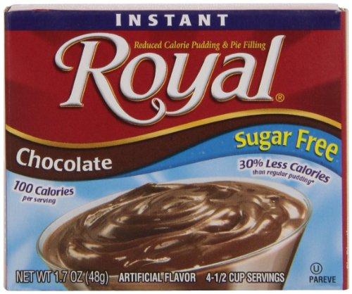 Royal Instant Pudding Dessert Mix