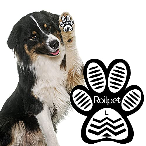 Roilpet Dog Slip Stopper Pads- Provide Your Dogs with Anti-Slip...