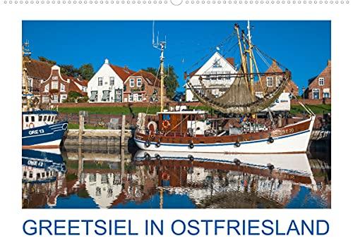 Greetsiel in Ostfriesland (Wandkalender...