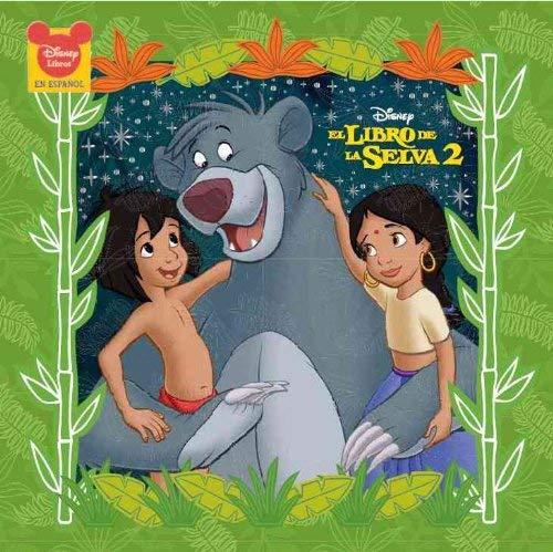 El Libro De La Selva 2 (Disney Libros Disney 8x8)
