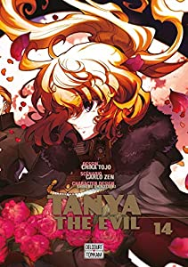 Tanya The Evil Edition simple Tome 14