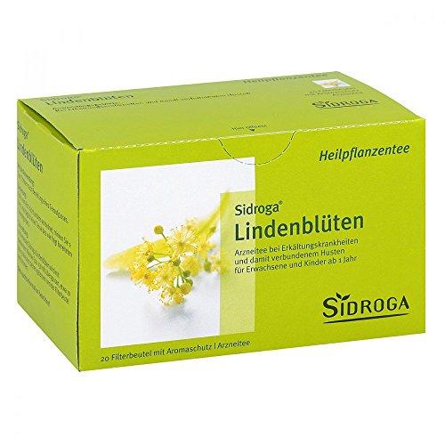 SIDROGA Lindenblüten 20X1.8 g