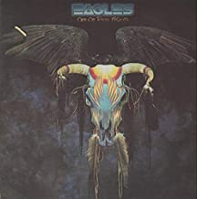 The Eagles One Of Those Nights 1975 USA vinyl LP 7E-1039