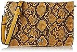 XTI 86280.0, Bolso bandolera para Mujer, Amarillo (Amarillo), 24x17x4 cm (W x H x L)