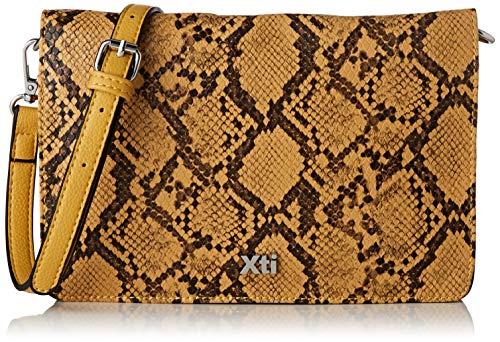 XTI XTI86280DonnaBorsa MessengerGiallo (Amarillo) 24x17x4 Centimeters (W x H x L)