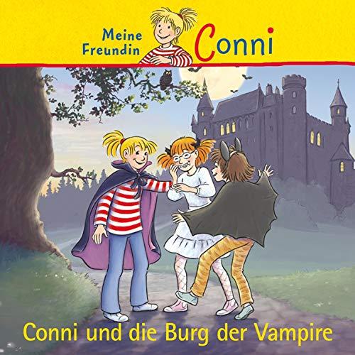 Conni und die Burg der Vampire Titelbild