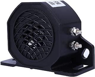 Lomsarsh Dc12-80v 102db Vehicle Reversing Horn Speakers Back-up Alarm for Car Motorcycle Gm Truck Engineering Vehicle Reversing Alarm Horn Loudspeaker