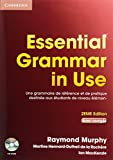 Essential Grammar in Use with Answers and CD-ROM French Edition 2nd Edition