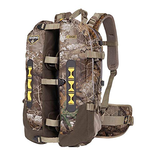 TENZING TNZBP1002 TC SP14 Shooters Backpack Realtree Edge Camo