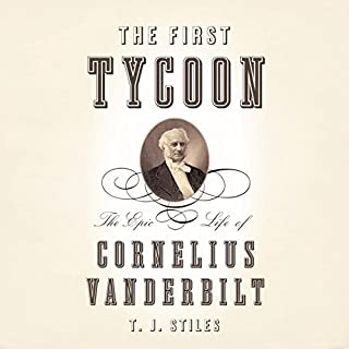 The First Tycoon cover art