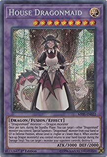 House Dragonmaid - MYFI-EN022 - Secret Rare - 1st Edition