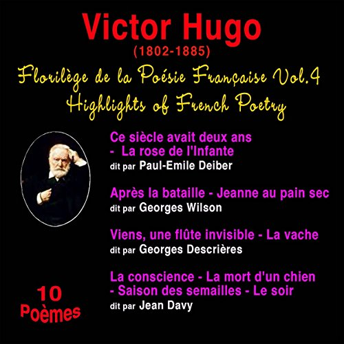 Couverture de Victor Hugo