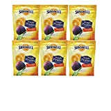 Sunsweet Amaz!n Prunes, Pitted, Orange Essence 6oz (Pack of 6)