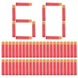 Yosoo® - Recarga de 60dardos para Nerf N-Strike Mega Serie, 9,5cm
