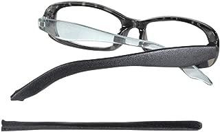 Anti-Slip Soft Eyeglass Temple Arm Full Sleeves Comfort for Men, Women & Kids 2 Sizes