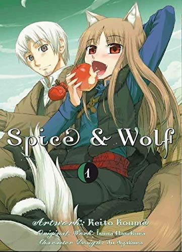 Spice & Wolf 01