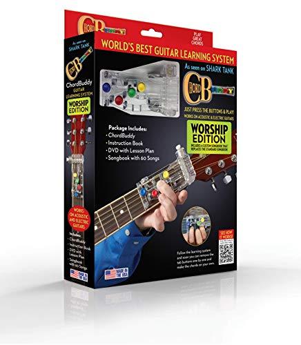 Chord Buddy 124638Gitarre Learning System, Verehrung Edition