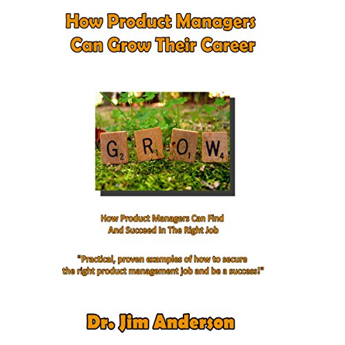 How Product Managers Can Grow Their Career audiobook cover art