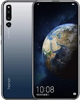 Huawei Honor Magic 2 TNY-AL00 - International Version - No Warranty in The USA - GSM ONLY, NO CDMA (Black, 128GB/6GB)