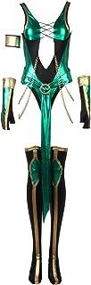 CosplayDiy Women's Suit for Game Mortal Kombat X Cosplay Costume