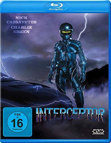 Interceptor (The Wraith) [Blu-ray]