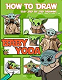 How to Draw Baby Yoda: A Beginners Guide Character Drawing Baby Yoda Creativity & Relaxation