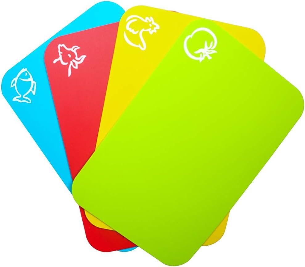 Minneapolis Mall Carrollar Weekly update Small Flexible Plastic Cutting Mat Colored Mats Board