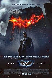 Pop Culture Graphics Dark Knight - 27 x 40 Movie Poster - Style E