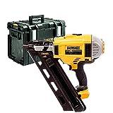 DeWalt XR DCN692N Cordless 18v Brushless 90mm Gasless Framing Nailer Bare + Case