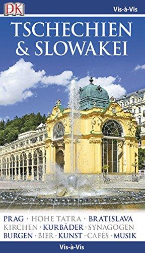 Vis-à-Vis Reiseführer Tschechien & Slowakei: mit Mini-Kochbuch zum Herausnehmen