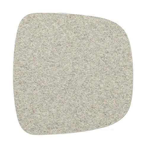 ikarus Sitzauflage 1-lagig für About A Chair AAC22 Stuhl (beige-Melange)