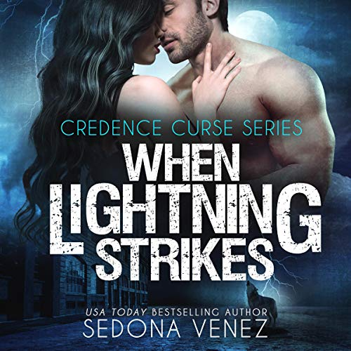 When Lightning Strikes audiobook cover art