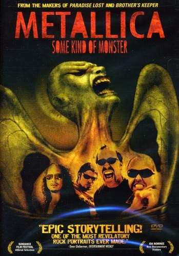 Price comparison product image Metallica - Some Kind of Monster