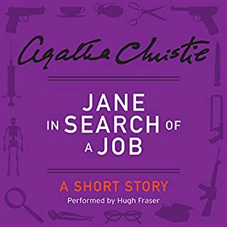 Jane in Search of a Job audiobook cover art