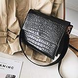 Sgualie Damen-Handtasche aus Leder,...