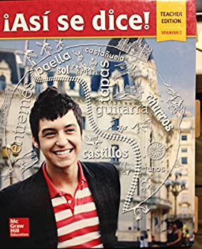 Asi Se Dice Spanish Level 2 - Teacher Wraparound Edition
