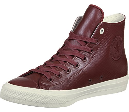 Converse All Star II Leather chaussures red block