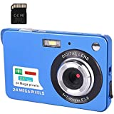 Best Digital Cameras - Digital Camera,2.4 Inch FHD Pocket Cameras Rechargeable 24MP Review