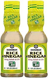Kikkoman Rice Vinegar 296 ml Pack of 2