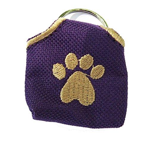 Peace Tag (Purple Dog Tag Silencer