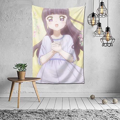U/S Cg Artwork Tapestry 152,4 x 101,6 cm arazzo appeso tenda parete tenda camera da letto soggiorno cucina decorazione casa 100x150cm