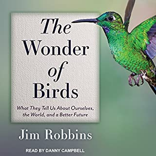 The Wonder of Birds audiobook cover art