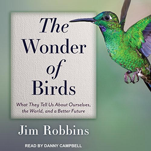 The Wonder of Birds audiobook cover art