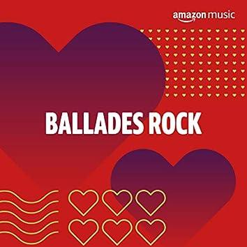 Ballades Rock